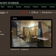 creative concept interior